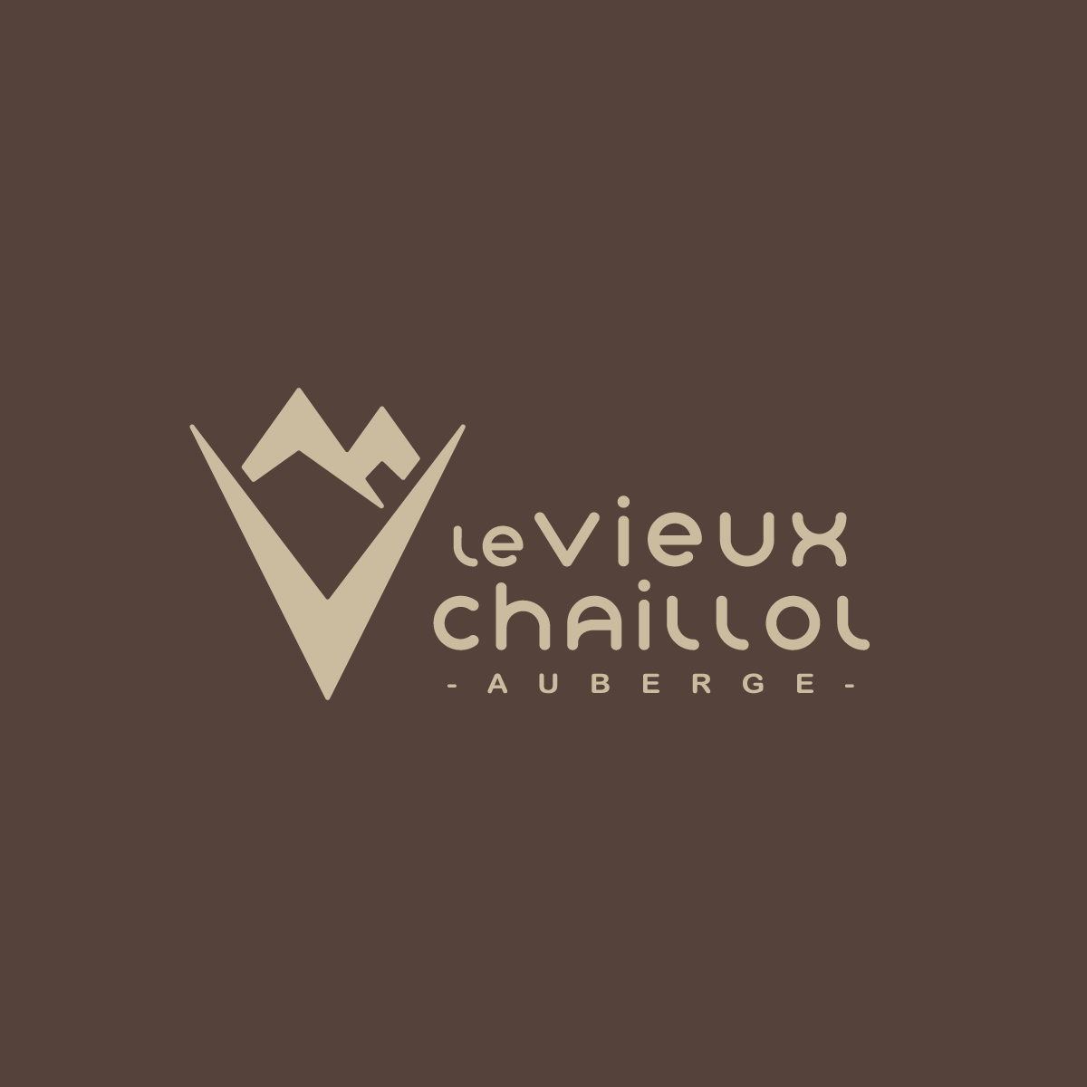 auberge-le-vieux-chaillol-creation-logo