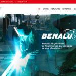 BENALU – BENNES MARREL – Site Internet