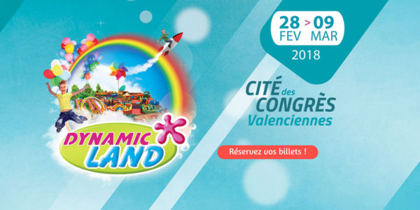 DYNAMIC LAND VALENCIENNES – Site Internet