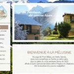 La Mélusine – Site Internet