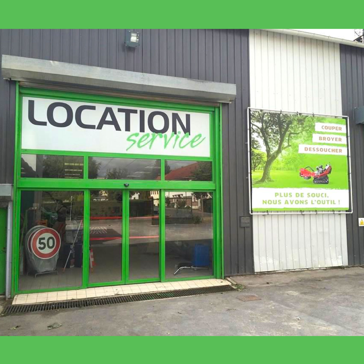 location-service-bache-imprimee