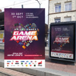 Valenciennes Game Arena – Affiches